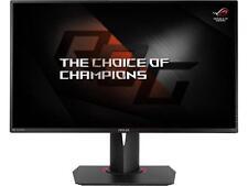 "ASUS ROG PG278QR Black 27"" 1ms (GTG) 165Hz WQHD 2560x1440 NVIDIA G-Sync Gaming M"