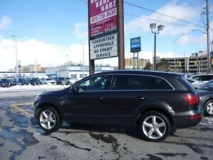 2007 Audi Q7 Premium S-Line Safety &  Warranty Included