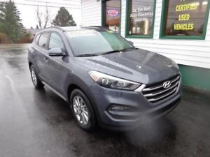 2018 Hyundai Tucson SE AWD for only $219 bi-weekly all in!