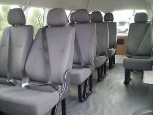 2011 Toyota Hiace Van/Minivan Pendle Hill Parramatta Area Preview