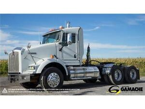 2008 KENWORTH T800 DAY CAB À VENDRE / DAY CAB TRUCK FOR SALE