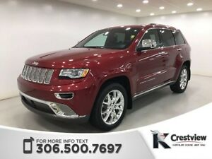 2014 Jeep Grand Cherokee Summit | EcoDiesel | Sunroof | Navigati