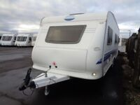 2005 Hobby 635UK, 6 berth, £8,500