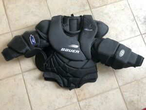 Bauer Reactor UB6000 Senior Hockey Shoulder Chest Protector