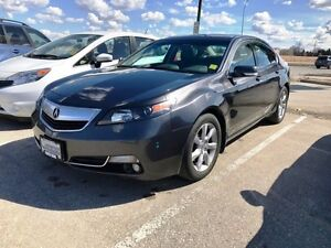 2013 Acura TL Tech package! Super Low Km