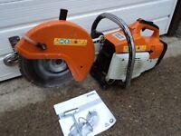 Stihl ts400 cut off saw mint condition £250 stihlsaw