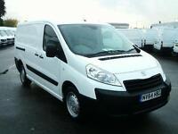 Peugeot Expert 1200 1.6 L1 HDI 90 L2 H1 DIESEL MANUAL WHITE (2014)