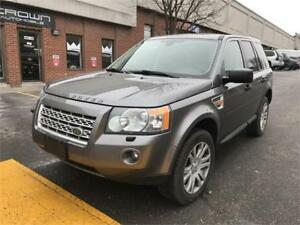 2008 Land Rover LR2 SE, AWD, NAVIGATION, PANO ROOF, NO ACCIDENT