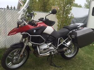2006 BMW R 1200 GS Like New - Very Low Kms
