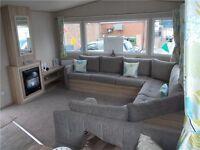 SUFFOLK AREA - For sale - Static Caravan - 2016 Model