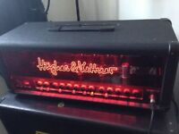 Hughes and Kettner Warp X tube amp