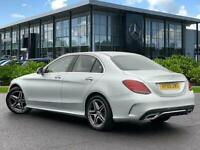 2019 Mercedes-Benz C Class C220D Amg Line Premium 4Dr 9G-Tronic Auto Saloon Dies