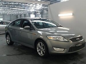 2009 Ford Mondeo MA TDCi Grey 6 Speed Automatic Hatchback Beresfield Newcastle Area Preview