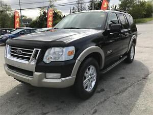 2008 FORd Explorer Eddie Bauer FULLY LOADED, 7 PASS, NO RUST!