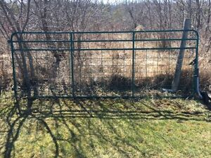 Farm gate and Wheel for sale