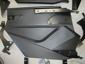 NEW CAN AM COMMANDER HALF DOOR KIT COMPLETE BRP 1000 800 XT X LT Kingston Kingston Area image 2