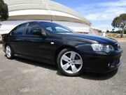 2007 Ford Falcon BF MkII 07 Upgrade XR6 Silhouette 4 Speed Auto Seq Sportshift Sedan Gepps Cross Port Adelaide Area Preview