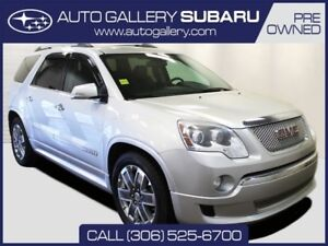 2012 GMC Acadia DENALI | 20 INCH WHEELS | EVERY OPTION | MUST SE