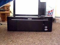 Epson printer,scanner an copier