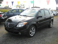 2005 Pontiac Vibe ALL WHEEL DRIVE with 24 months warranty