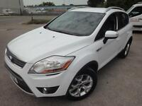 LHD 2012 Ford Kuga 2.0 TDCI 4x2 Manual UK REGISTERED