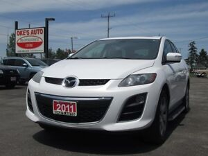 2011 Mazda CX-7 s Grand Touring AWD
