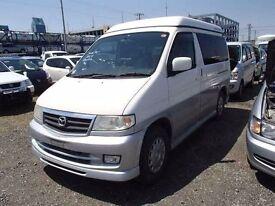 Mazda bongo, New Shape, Diesel 1999, Very good runner, excellent condition