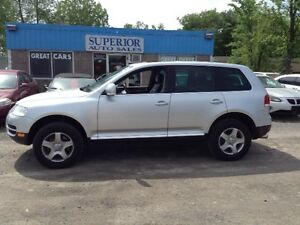 2005 Volkswagen Touareg V6 Fully certified and Etested!