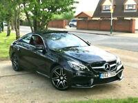 (49000 Miles)- 2014 Mercedes Benz E Class AMG 3.0 Automatic E400 AMG Sport Plus 7G-Tronic Plus 2dr