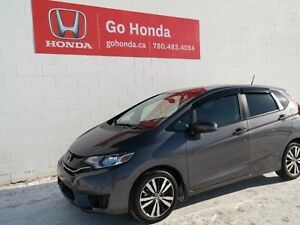2015 Honda Fit HONDA CERTIFIED, EXL, NAVI, 5SPEED