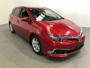 2016 Toyota Corolla ZRE182R MY15 Ascent Sport Red 7 Speed CVT Auto Sequential Hatchback Kooringal Wagga Wagga City Preview