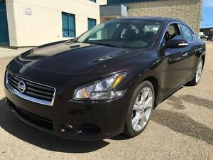 2012 Nissan Maxima 3.5 Leather-Sunroof
