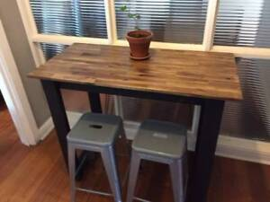 Kitchen Island Bar Breakfast Bar Dining Table inc Delivery