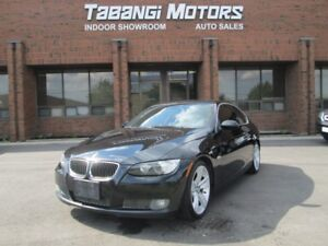 2008 BMW 335i COUPE /  LEATHER | SUNROOF | 6 SPEED