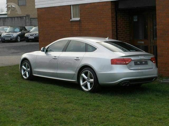 2012 AUDI A4/a5 S LINE WHEELS AND TYRES 5X112