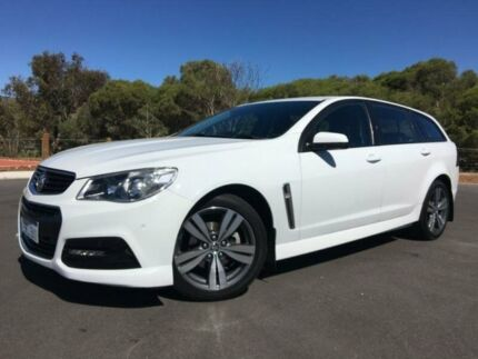2014 Holden Commodore VF SV6 White 6 Speed Automatic Sportswagon Beckenham Gosnells Area Preview