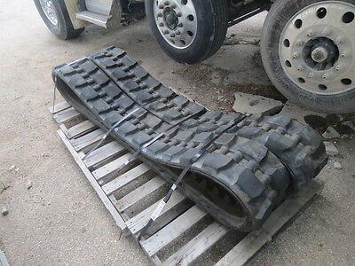 Bridgestone 320x86x56 Skid Steer Track Volvo Mct110 Mct125 Komatsu 1020 Cat 246