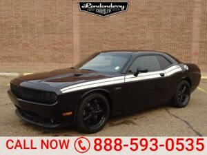 2012 Dodge Challenger RT CLASSIC Accident Free,  Leather,  Heate