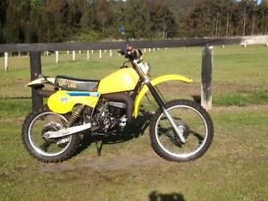 Suzuki PE175X 1981 - Vinduro/VMX Maitland Maitland Area Preview