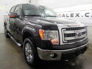 2014 Ford F-150 XTR 4X4 MARCHE PIED SUPERCREW CAB