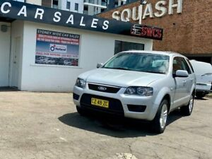 2010 Ford Territory MK II TX Wagon 4dr Sports Automatic Great Condition Good Family Car Price Reduce Liverpool Liverpool Area Preview