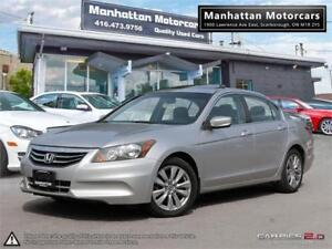 2011 HONDA ACCORD EX-L AUTOMATIC |LEATHER|ROOF|ALLOY|NOACCIDENT
