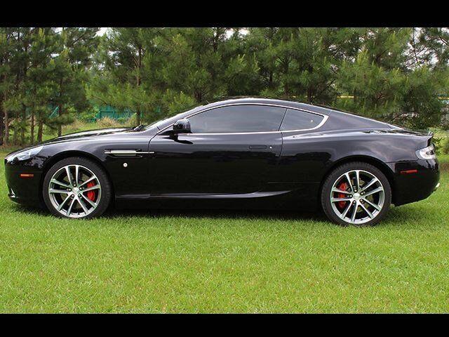Aston Martin : DB9 Sport Sport Coupe 5.9L NAV CD Locking/Limited Slip Differential Rear Wheel Drive A/C