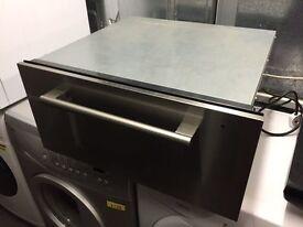Baumatic integrated food or plate warmer