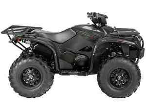 Used 2016 Yamaha KODIAK EPS SE