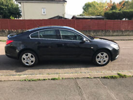 """2012 VAUXHALL INSIGNIA """" 4 STAMPS """""""