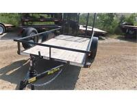 Jr's 5x10 Big Tex Utility Trailer