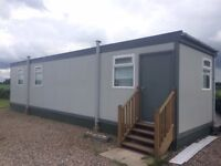 Portable Cabin, Office, Unit - 32ft x 10ft with kitchen and toilet.