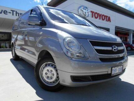 2012 Hyundai iLOAD TQ MY11 Silver 5 Speed Automatic Van
