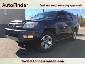 2003 Toyota 4Runner Limited Suv, Crossover Leather Loaded!